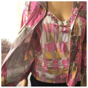 Ruby Rd. Jacket and Top